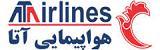 Logotipo ATA Airline