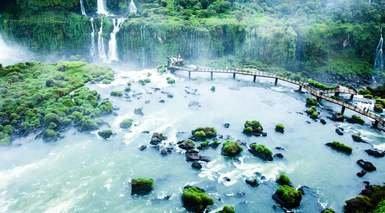 Patagonia Argentina y Chilena + Iguazú