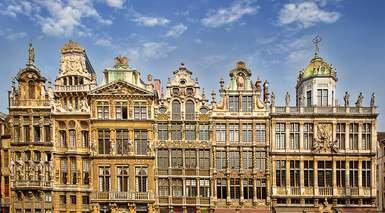 BRUSELAS DESDE MADRID - SEMANA SANTA      -                     Amberes, Brujas, Flandes                     Gante, Bruselas
