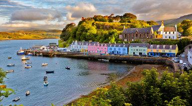 Maravillas de Escocia a tu Aire