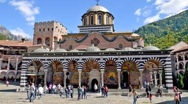 Sofia - Semana Santa