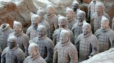 CHINA MÁGICA - 11 DÍAS      -                     Hangzhou, Suzhou, Xi'an, Pekín                     Shanghái, Ciudad Prohibida, Gran Muralla