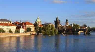 ¡Praga, la ciudad dorada!