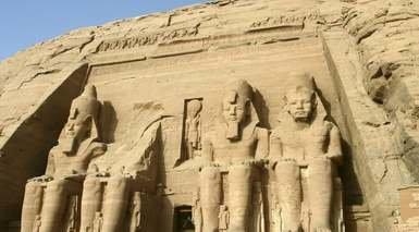 EGIPTO FASCINANTE Y ABU SIMBEL      -                     Abu Simbel, Asuán, Edfu, Esna, Kom Ombo, Luxor, Pirámides de Guiza, Templo Funerario de Hatshepsut, Templo de Luxor                     Templos de Karnak, Valle de Los Reyes, El Cairo, Colosos de Memnón, Gran Esfinge de Guiza, Templo de Philae, Templo del Valle de Kefrén, Mar Rojo