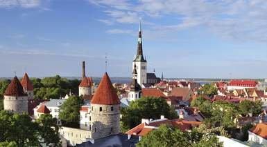 GRAN TOUR DEL BÁLTICO      -                     Riga, Estocolmo                     Tallin, Vilna