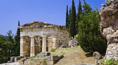 JOYAS DE GRECIA      -                     Atenas, Delfi, Olympia                     Micenas, Corinto