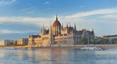 Ciudades Imperiales: Praga, Budapest y Viena