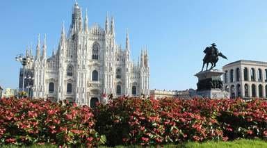 ESCAPADA A MILÁN      -                     Milán