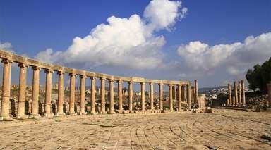 JORDANIA AL COMPLETO      -                     Amán, Aqaba, Jerash, Madaba                     Monte Nebo, Petra, Wadi Rum, Mar Muerto