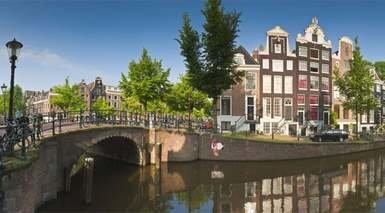 ¡Amsterdam, ciudad verde!