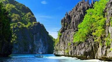 Paisajes de Filipinas