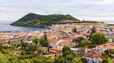 AZORES, ISLA DE TERCEIRA      -                     Azores, Terceira                     Angra do Heroísmo