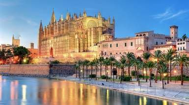 Palma de Mallorca, la isla mayor!