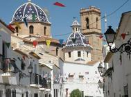 Hotels in Altea