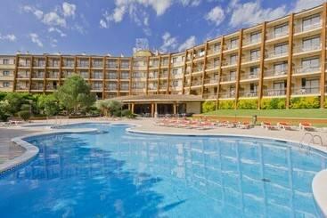Piscina GHT Aparthotel Tossa Park Tossa de Mar