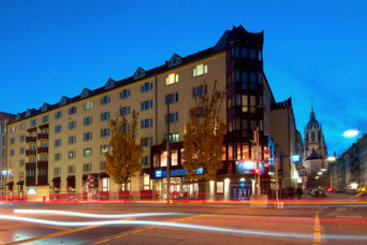 Hotel Tryp München City Center Munich