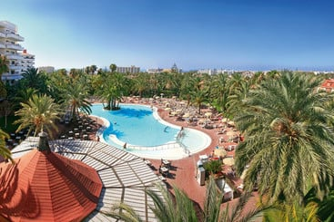 Swimming pool ClubHotel Papayas Playa del Ingles
