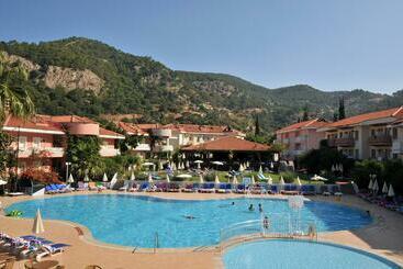 Hotel turquoise oludeniz de beste aanbiedingen bij destinia for Corendon telefoonnummer