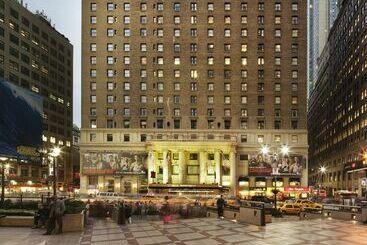 New York's Hotel Pennsylvania