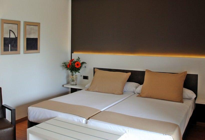 Room Gran Hotel Zurbaran Badajoz