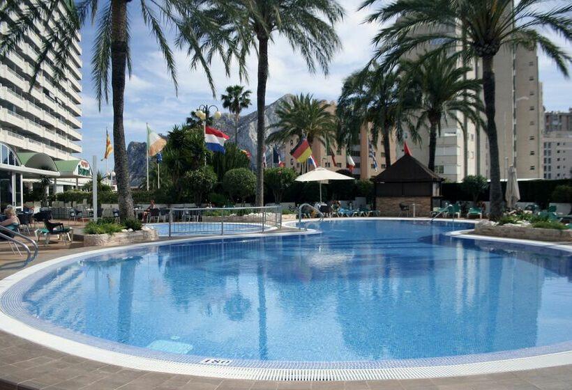 Swimming pool Hotel AR Roca Esmeralda & Spa Calpe