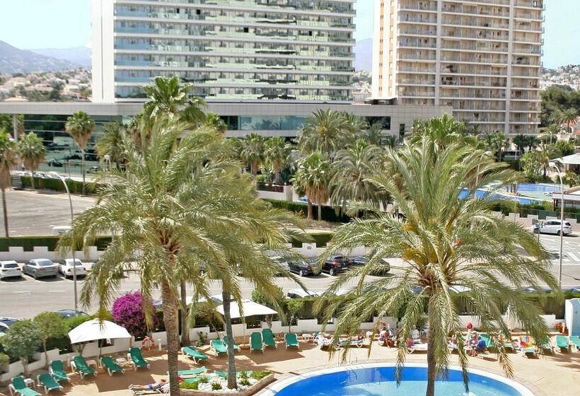 Outside Hotel AR Roca Esmeralda & Spa Calpe
