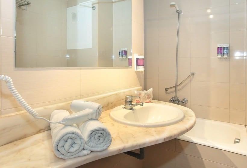 Bathroom Hotel Brasil Benidorm