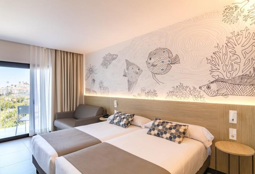Bathroom Hotel Cap Negret Altea