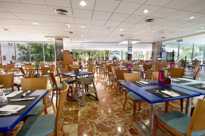 Restaurant Hotel Servigroup Torre Dorada Benidorm