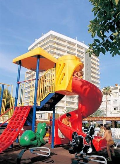 Children facilities Hotel Servigroup Torre Dorada Benidorm