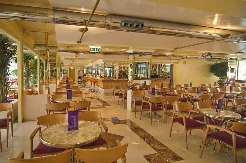 Cafeteria Hotel Servigroup Venus Benidorm