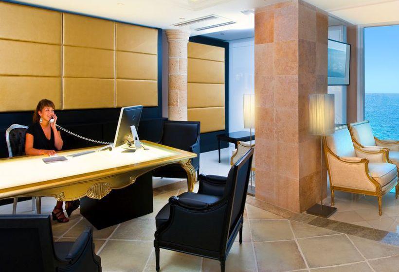 Front desk Villa Venecia Hotel Boutique Gourmet Benidorm