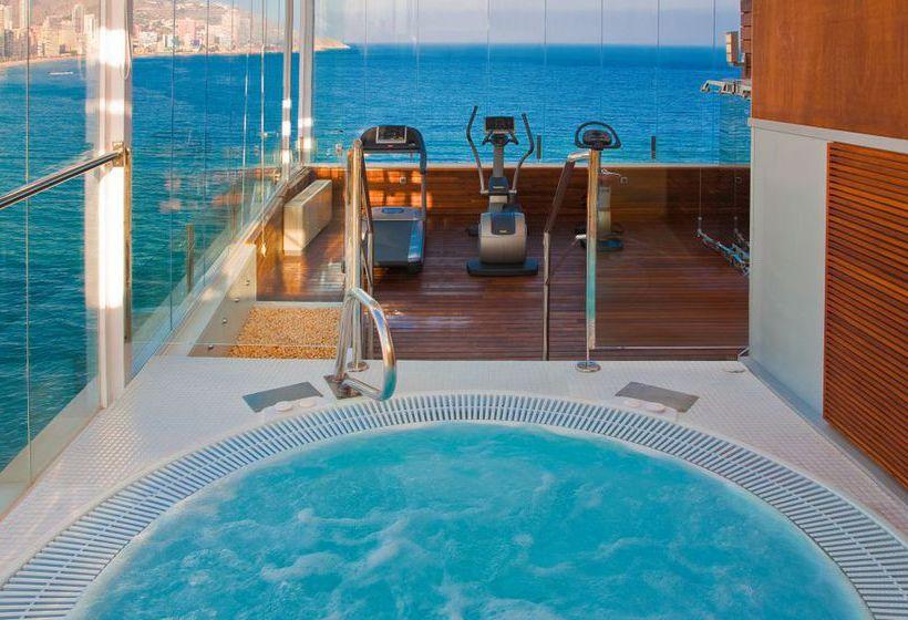 Instalaciones deportivas Villa Venecia Hotel Boutique Gourmet Benidorm