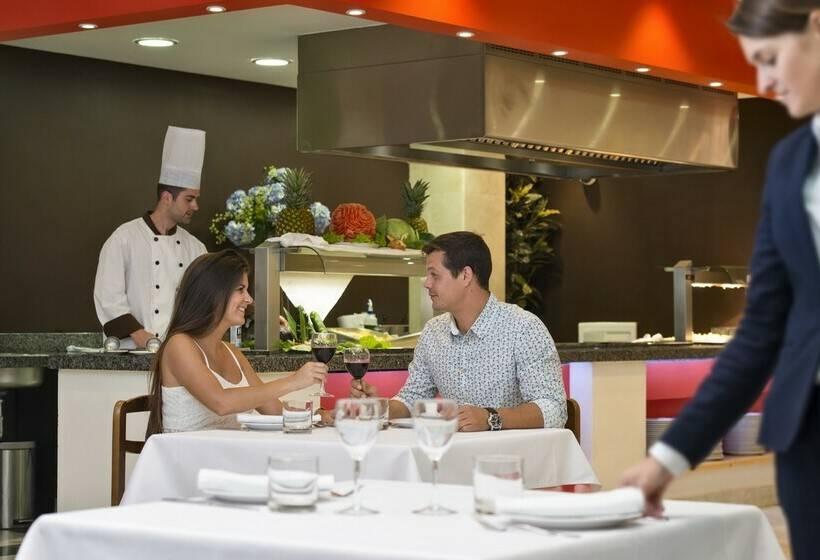 Restaurant Aparthotel Orquidea Santa Eulalia del Rio