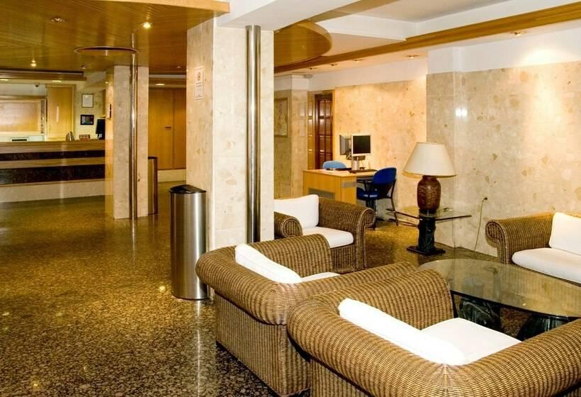 Common areas Hotel Auto Hogar Barcelona