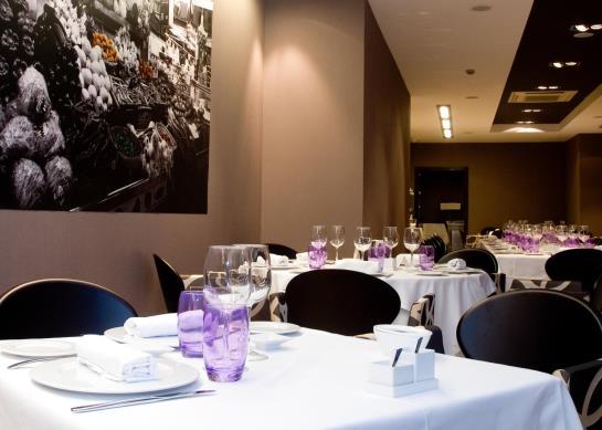 Restaurant Ayre Hotel Astoria Palace Valencia