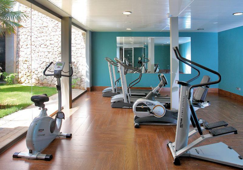 Sports facilities Hotel Barceló Pueblo Menorca Sant Lluis