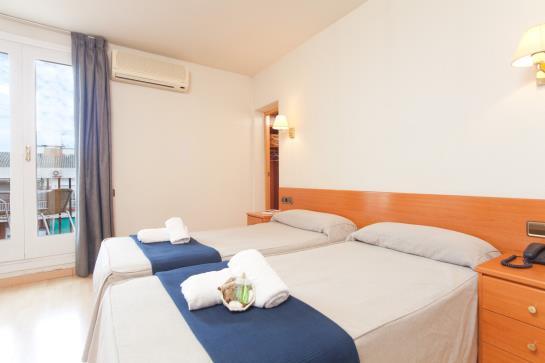 Hotel everest barcellona le migliori offerte con destinia for Migliori hotel barcellona