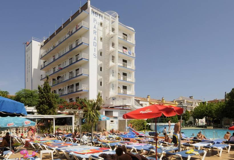 Hotel picture Hotel Fergus Paradis Park Pineda de Mar