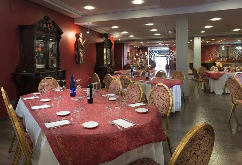 Restaurant Hotel Fernán González Burgos
