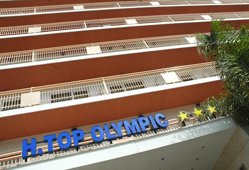بیرونی هتل H Top Olympic کالیا