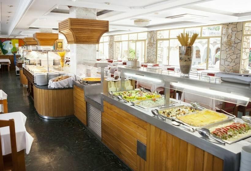 Restaurant Hotel Ibersol Sorra d'Or Malgrat de Mar
