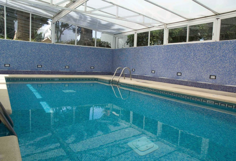 Swimming pool Hotel Riu Playa Park Platja de Palma