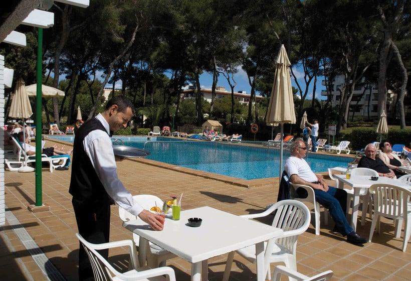 کافه هتل Riu Playa Park Platja de Palma