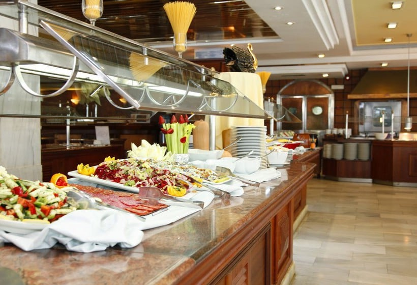 Restaurant Hotel Roc Boccaccio Port d'Alcudia
