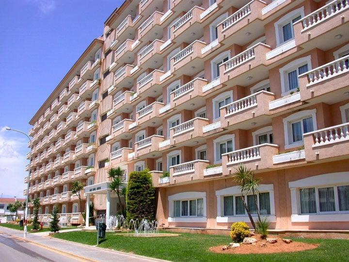 Aparthotel ZT Acuasol Penyiscola