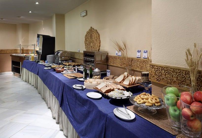 Restaurant Hotel Juan Miguel Granada
