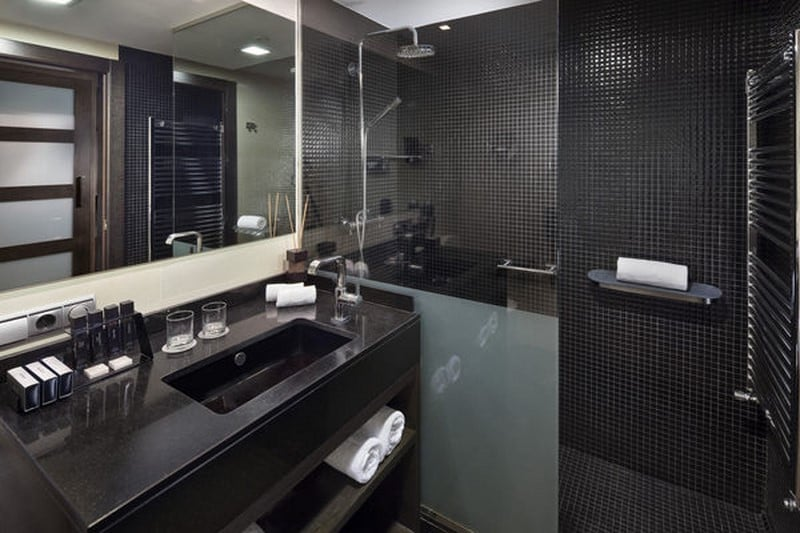 Cuarto de baño Hotel Meliá Sol y Nieve Sierra Nevada
