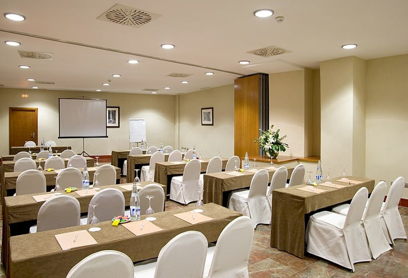 Meeting rooms Hotel NH Córdoba Califa Cordoba
