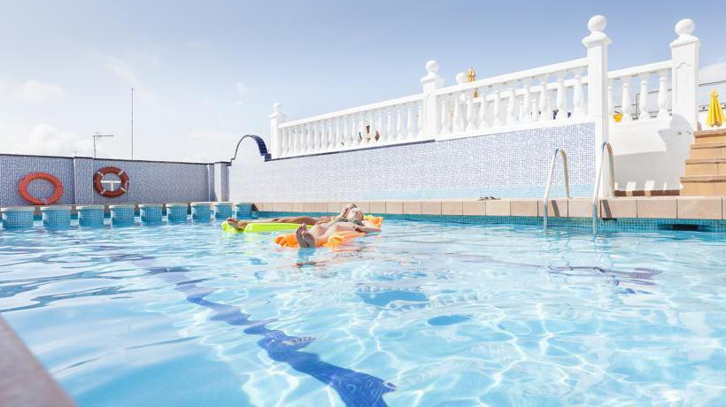 Swimming pool Hotel Pimar Blanes